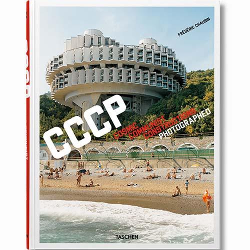 9783836525190 Frédéric Chaubin. CCCP. Cosmic Communist Constructions Photographed
