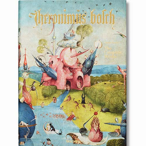 9783836526296 Hieronymus Bosch. The Complete Works