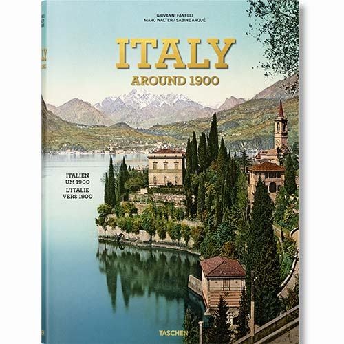 9783836541992 Italy around 1900