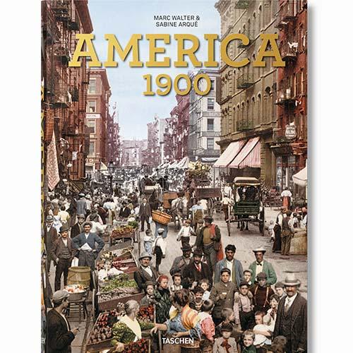 9783836567916 America 1900