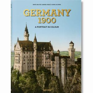 9783836576208 Germany 1900. A Portrait in Colour
