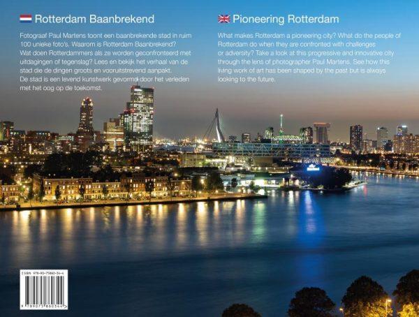 9789075860344 Pioneering Rotterdam - Rotterdam Baanbrekend