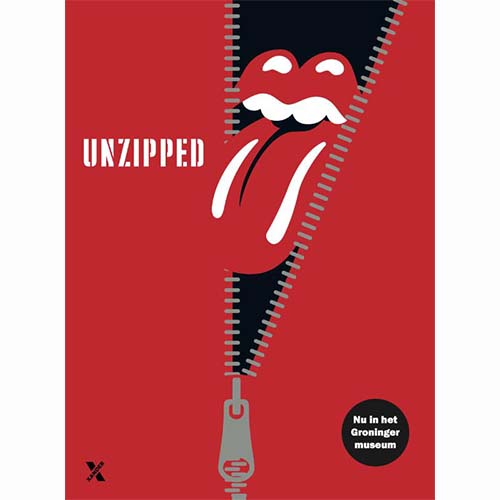 9789401613125 The Rolling Stones Unzipped