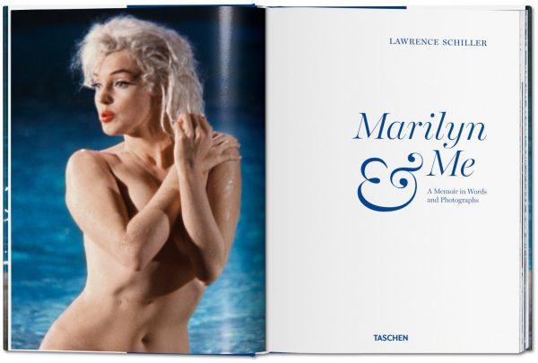 9783836563130 Lawrence Schiller. Marilyn & Me
