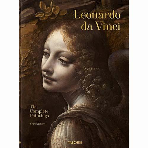 9783836573481 Leonardo da Vinci. Het complete werk