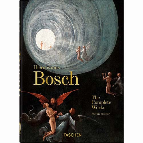 9783836587860 Hieronymus Bosch. The Complete Works