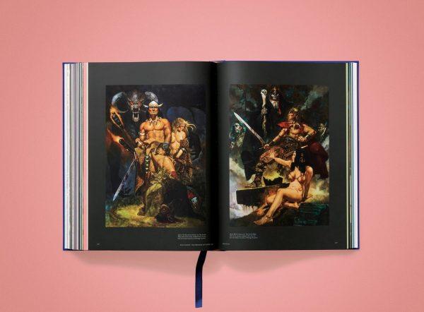 9783836572101 Masterpieces of Fantasy Art