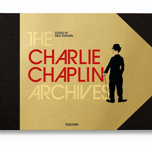 9783836580724 The Charlie Chaplin Archives