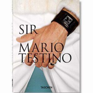 9783836588140 Mario Testino Sir