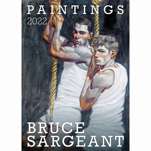 9783959856331 Bruce Sargeant Paintings 2022