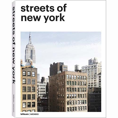 9783961710836 Streets of New York