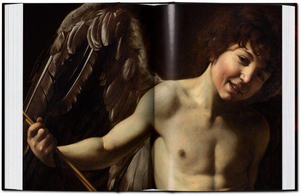 9783836587969 Caravaggio. The Complete Works